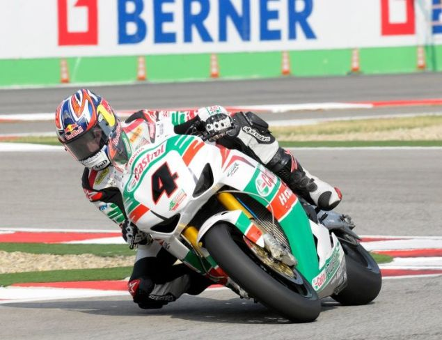 WSBK: Exciting Duels Under the Sunshine at Imola in Race 1 rea pirelli imola 635x488