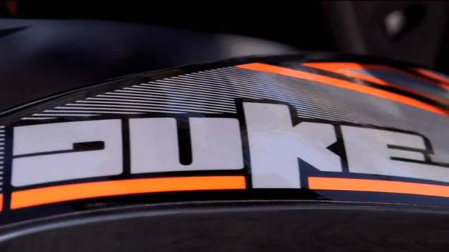 Video: 2012 KTM 690 Duke Teaser 2012 KTM 690 Duke 2 635x357