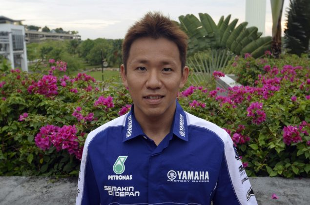 Katsuyuki Nakasuga to Replace Jorge Lorenzo at Sepang Katsuyuki Nakasuga Yamaha Racing 635x420