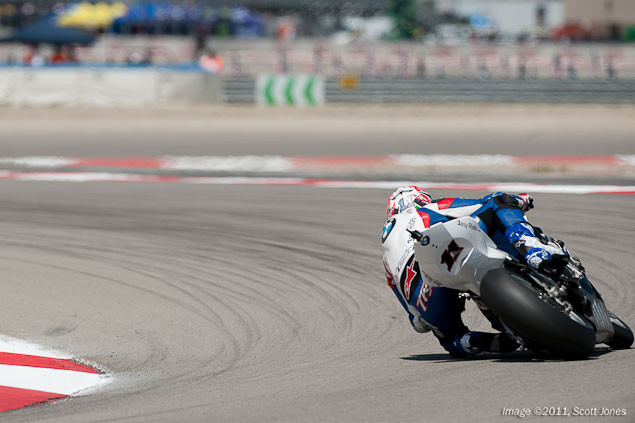 Troy Corser Announces Retirement from Motorcycle Racing Troy Corser Miller Motorsports Park WSBK Scott Jones