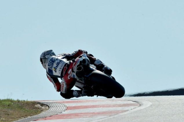 WSBK: A Surprising Early Leader Gets Hunted Down in Dicey Race 1 at Portimao checa portimao pirelli 635x420
