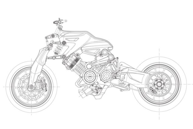 Boxer Design SuperBob Concept is all Turbo and Monocoque Boxer Design Superbob 5 635x423