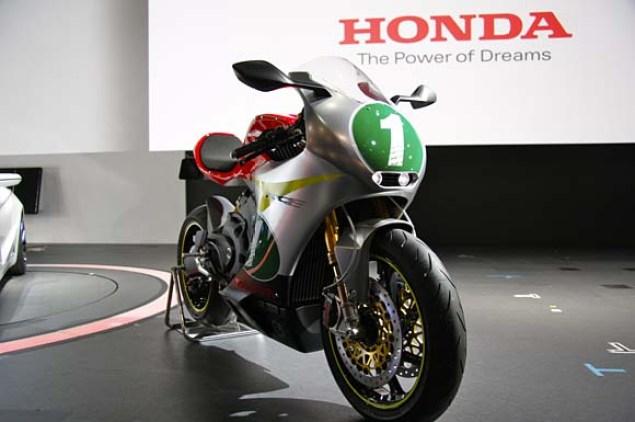 More Photos of the Honda RC E Concept Honda RC E concept Tokyo Motor Show 11