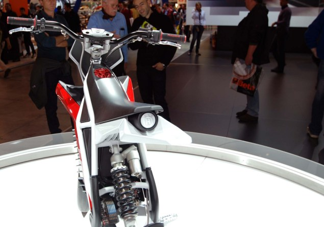 Up Close with the Husqvarna E Go Concept Husqvarna E Go EICMA 01 635x444