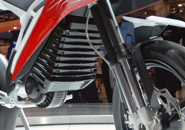 Up Close with the Husqvarna E Go Concept Husqvarna E Go EICMA 08 635x444