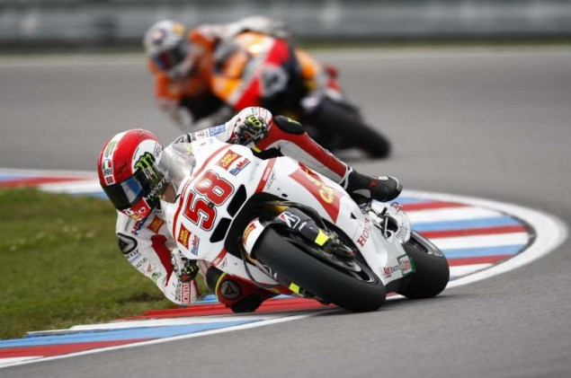 Andrea Dovizioso: Marco Was My Biggest Rival Ever Marco Simoncelli Andrea Dovizioso rivalry 10 635x421