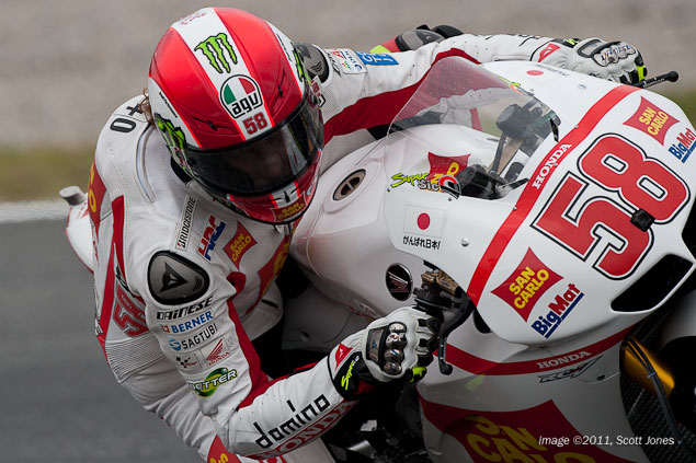 A Minute of Noise for Marco Simoncelli marco simoncelli motogp scott jones1