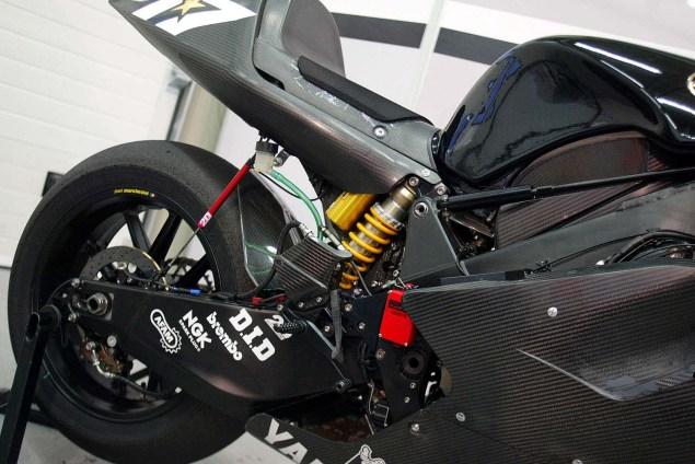 Photos: 2003 Yamaha YZR M1 Prototype 2003 Yamaha YZR M1 prototype 02 635x424