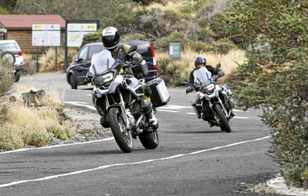 Spy Photos: 2013 BMW R1250GS Caught Testing 2013 BMW R1250GS spy photo 01 635x403