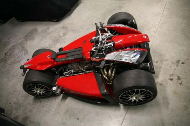 Lazareth Wazuma V8F   The Worlds Most Expensive Quad Lazareth Wazuma V8F 11