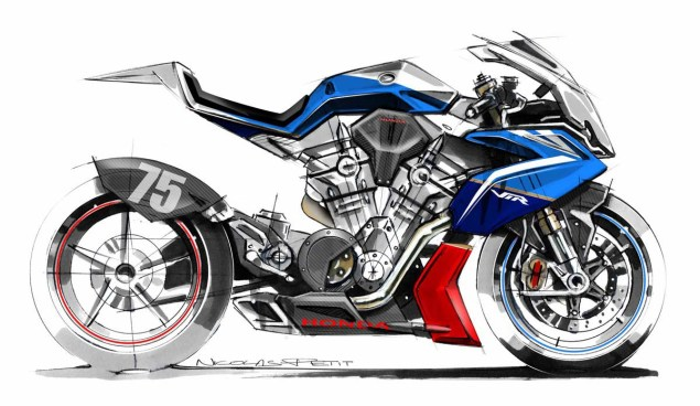 The Chrysanthemum and the Sword Nicolas Petit Honda VTR 1200 concept 08 635x368