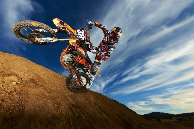 You Can Always Count on KTM for Some Good Photos Red Bull KTM Supercross Marvin Musquin 09 635x423