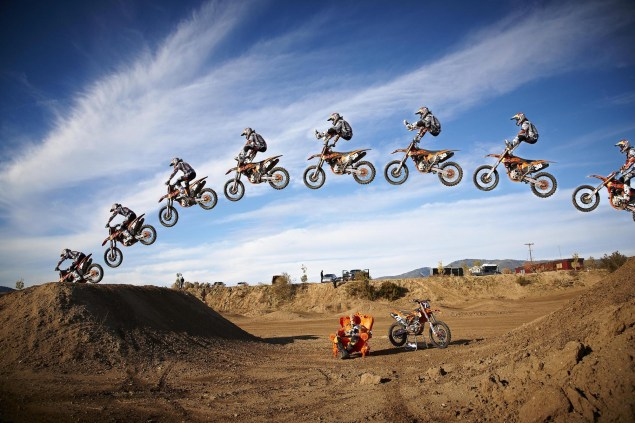 You Can Always Count on KTM for Some Good Photos Red Bull KTM Supercross Musquin Roczen 02 635x423