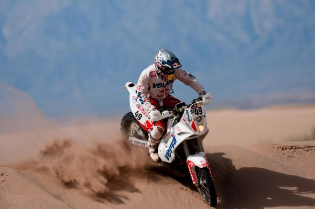 Stage 6 of the Dakar Rally Cancelled 60342 Dabrowski MM 050112 Dakar 4755 635x421