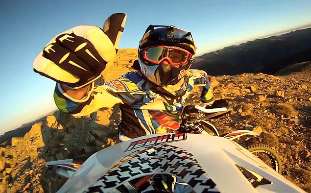 Sorry for Partying: Cyril Despres Faces Fines for KTM Video KTM Freeride 350 video