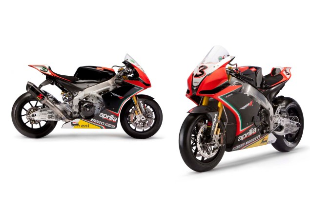 14 Photos of the 2012 World Superbike Spec Aprilia RSV4 Aprilia Racing WSBK team RSV4 12 635x444