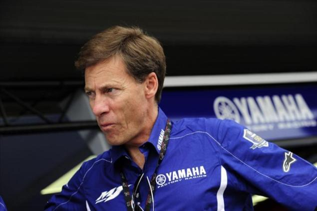 Yamaha Boss Lin Jarvis Previews the 2012 MotoGP Season Lin Jarvis 635x422