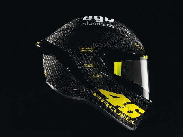 AGV PistaGP Helmet   The Next Generation Helmet AGV PistaGP helmet studio 08 635x476