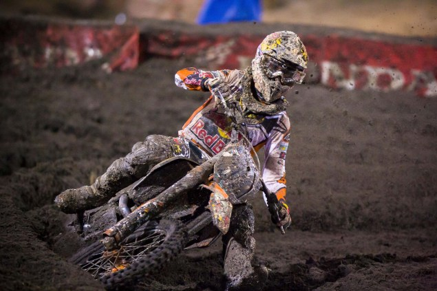 Photos: The Mud of SX at Daytona AMA Supercross SX Daytona mud KTM 12 635x423