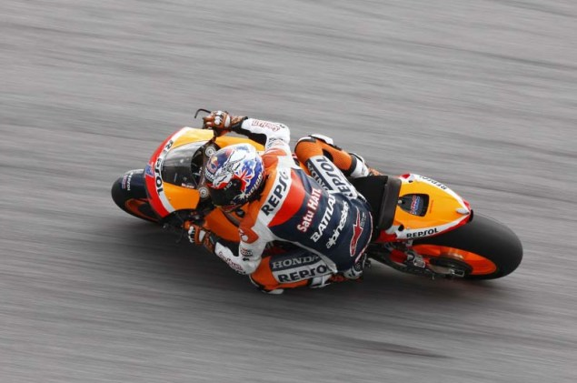 MotoGP: Test Results & Photos from Day 3 at Sepang II Honda Sepang Test MotoGP Day 3 04 635x421