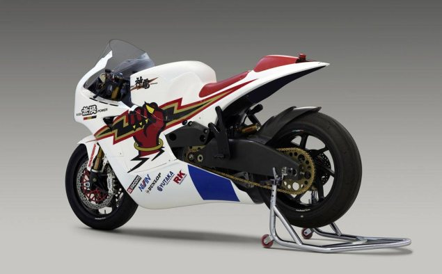 More Photos & Video of the Mugen Shinden Mugen Shinden electric superbike 2 635x394