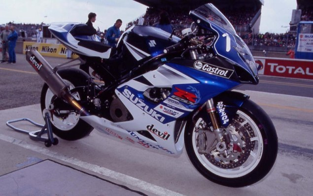 Photos: 33 Years of Suzuki Endurance Road Racing Suzuki GSXR 1000 2005 635x398