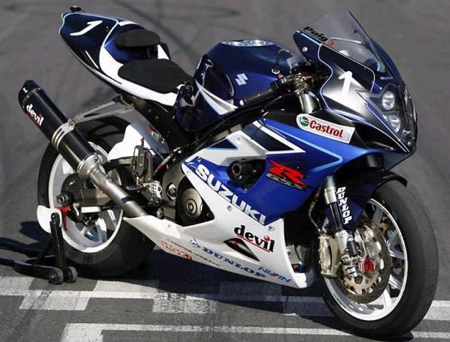 Photos: 33 Years of Suzuki Endurance Road Racing Suzuki GSXR 1000 2006 635x482