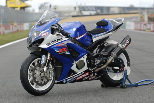 Photos: 33 Years of Suzuki Endurance Road Racing Suzuki GSXR 1000 2007 635x425
