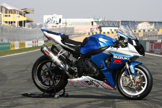 Photos: 33 Years of Suzuki Endurance Road Racing Suzuki GSXR 1000 2009 635x423