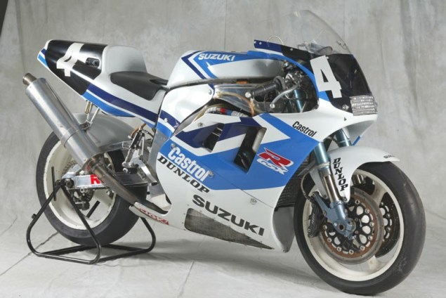 Photos: 33 Years of Suzuki Endurance Road Racing Suzuki GSXR 750 1991 635x424