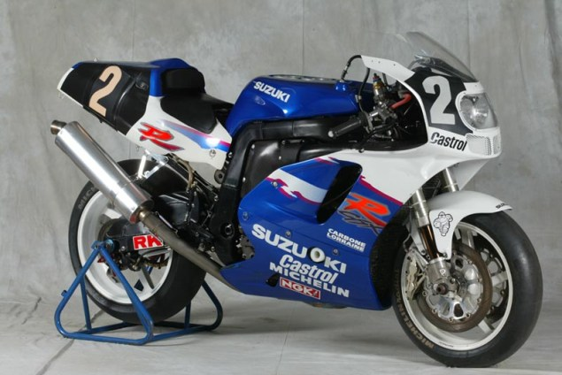 Photos: 33 Years of Suzuki Endurance Road Racing Suzuki GSXR 750 1995 635x424