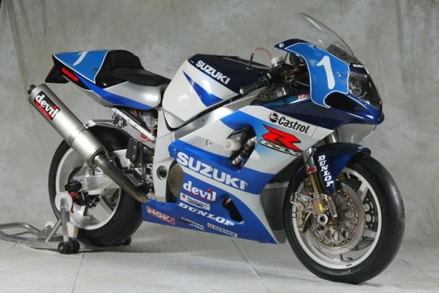 Photos: 33 Years of Suzuki Endurance Road Racing Suzuki GSXR 750 2002 635x424