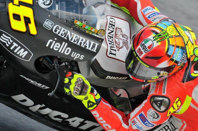 Project 46, AGV Standards, & Rossis New Helmet Valentino Rossi AGV Standards Project 46 helmet 05 635x421