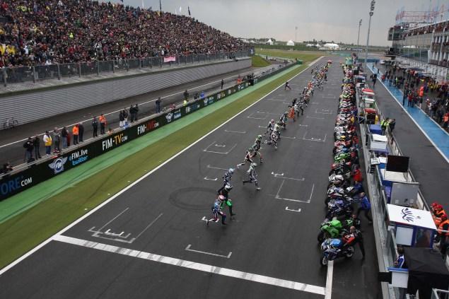 Photos: The 76th Annual Bol dOr 24 Hour Endurance Race 2012 Bol dOr SERT 211 635x423