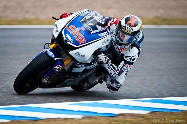 Friday at Jerez with Scott Jones 2012 Spanish GP Jerez Friday Scott Jones 4