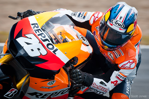 MotoGP: The Championship Gets Framed at the Spanish GP 2012 Spanish GP Jerez Saturday Scott Jones 101