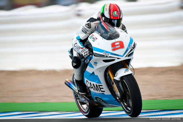 Saturday at Jerez with Scott Jones 2012 Spanish GP Jerez Saturday Scott Jones 11