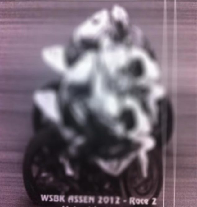 Photo: It Doesnt Get Any Closer Than This at Assen Assen Race 2 photo finish WSBK crop