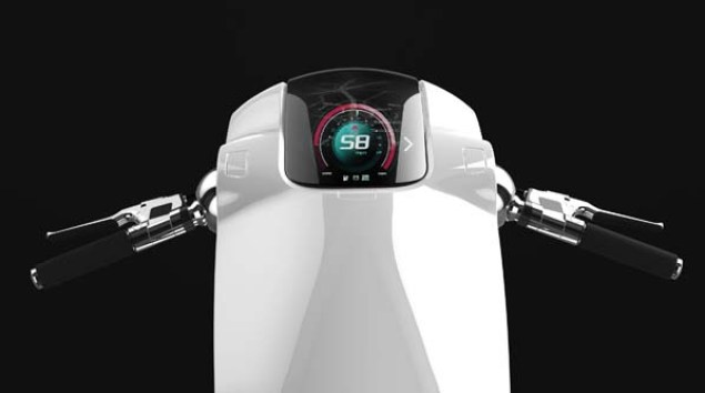 Frog eBike 2012 Concept by Frog Design Frog Design electric motorcycle Jin Seok Hwang 01
