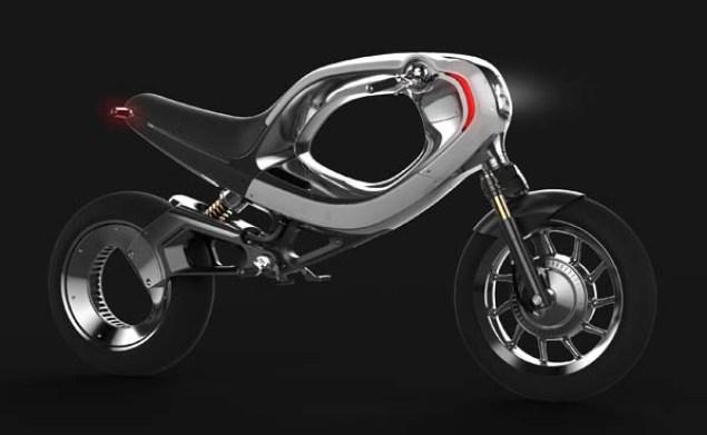 Frog eBike 2012 Concept by Frog Design Frog Design electric motorcycle Jin Seok Hwang 03