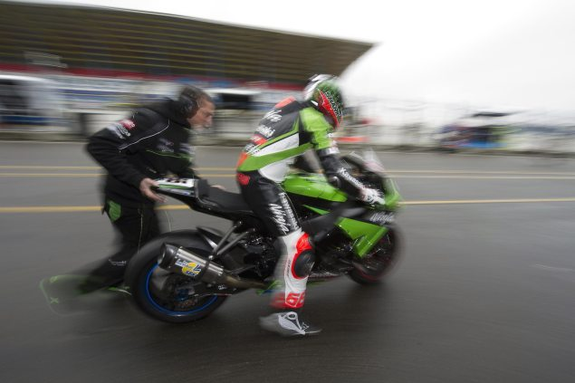 WSBK: Race Results for Race 1 at Assen Tom Sykes Assen WSBK Kawasaki 635x423