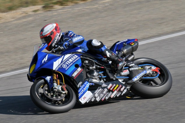 Yamaha Frances World Endurance YZF R1 Yamaha France GMT 94 Michelin Yamalube 19 635x421
