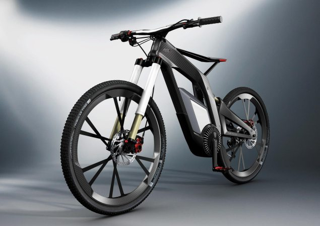 Audi e bike Wörthersee   More than an Electric Bicycle Audi e bike Worthersee 25 635x448