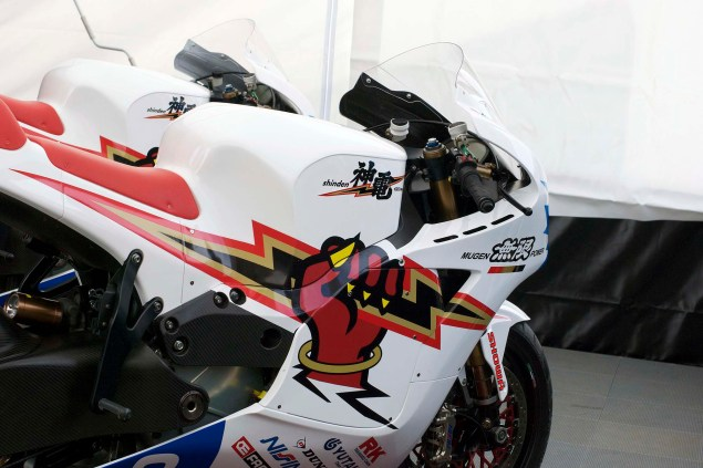Up Close with the Mugen Shinden (神電) Mugen Shinden TT Zero 14 635x423