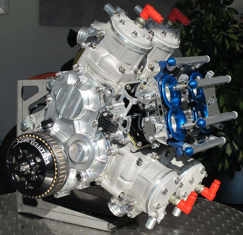 Мотоспорт: Реинкарнация Suter MMX 500