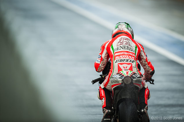 Ducati Corse Testing a New Engine at Mugello Next Week 2012 MotoGP 06 Silverstone Friday 01711