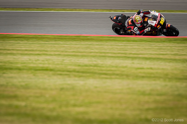 Saturday at Silverstone with Scott Jones Bautista