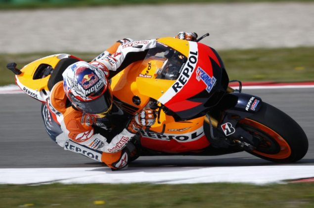 MotoGP: Stop and Go Qualifying at Assen Casey Stoner Repsol Honda Assen 2 635x421