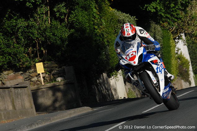 IOMTT: Conor Cummins Fit to Race in Senior TT conor cummins 635