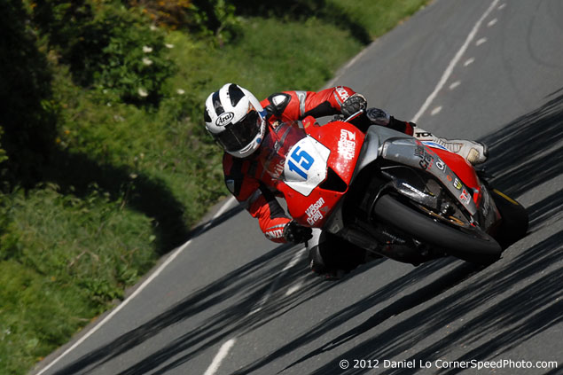 The 2012 Isle of Man TT with Daniel Lo william dunlop 635